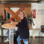 Inga Dixon nimmt an der Expertendiskussion Kindheit mit Lücke teil