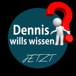 Button - Dennis wills wissen