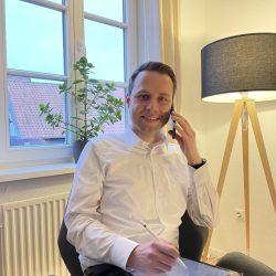 Pressefoto - Offene Telefonstunde mit Dennis Berger